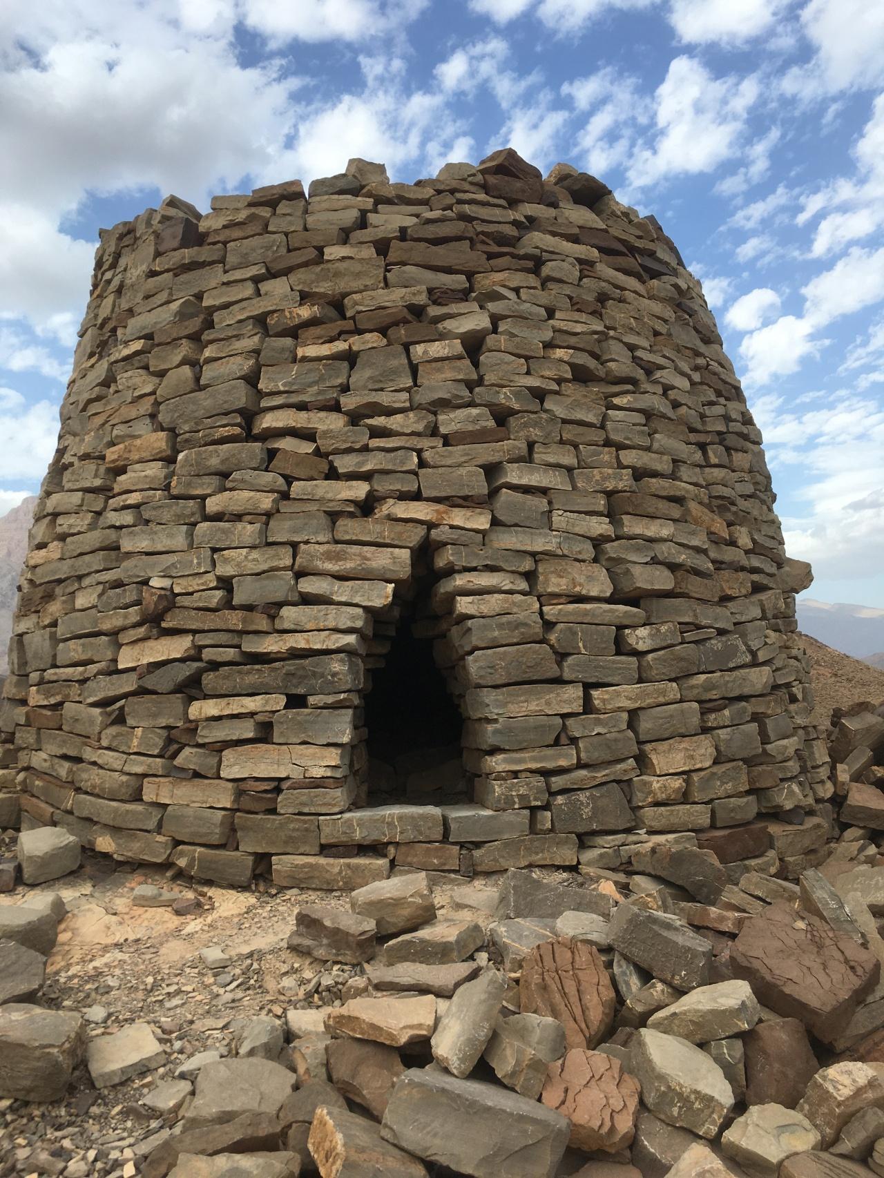 Al-Ayn Beehive Tombs(Ibri)