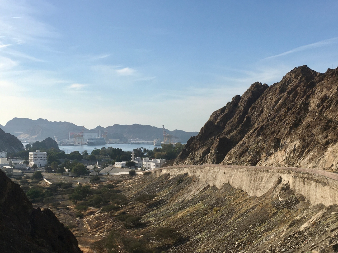 Geocaching In Muscat